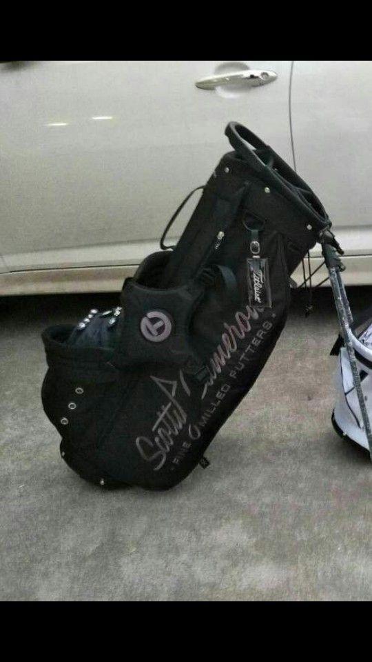 Scotty Cameron CT stand bag -black