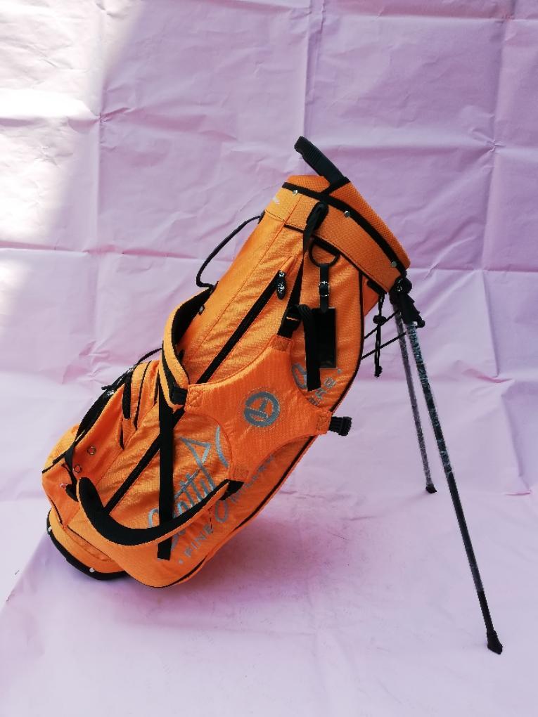 Scotty Cameron Circle T Stand Bag-Orange
