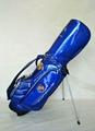 Porsche Golf Cart Bag -blue