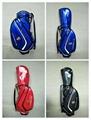 Porsche Golf Cart Bag - Blue;Red;Black