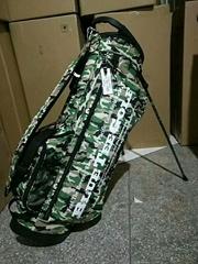 American Athlete Blue Tee Golf California  stang bag  -Camo