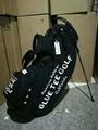 American Athlete Blue Tee Golf California  stang bag - Black