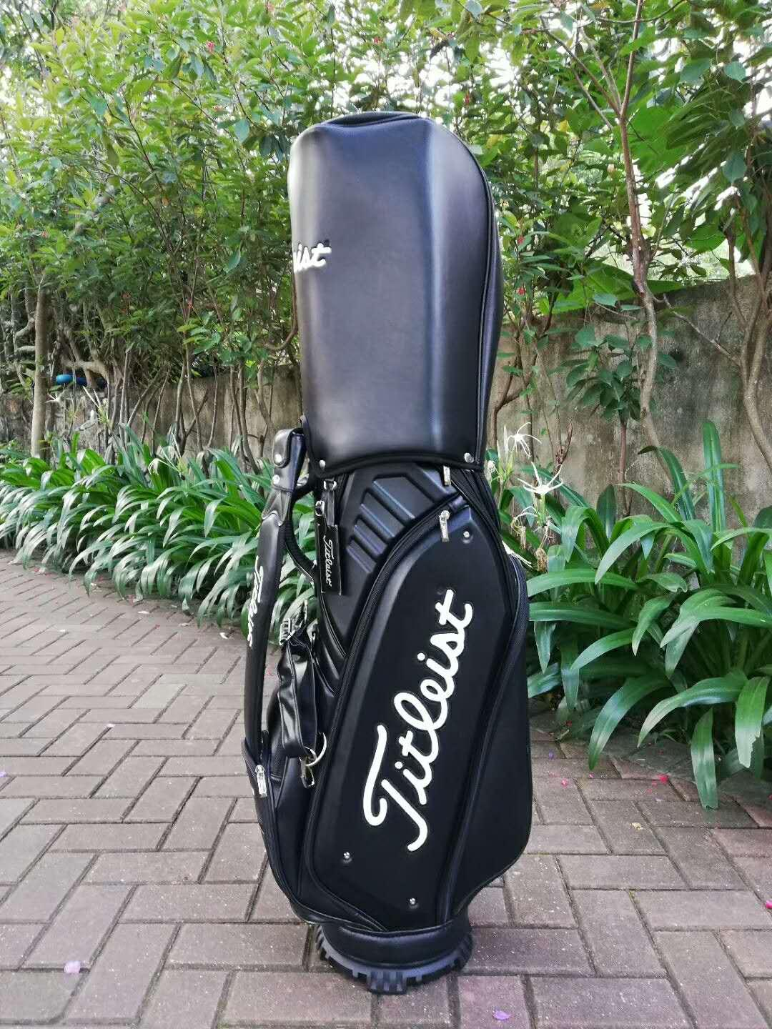 Titleist caddy bag caddy bag CB842 9.5 inch Men's CB842 black