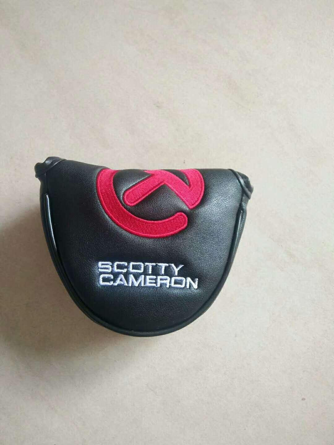 Scotty Cameron Circle T Mallet Mid-Round Headcover