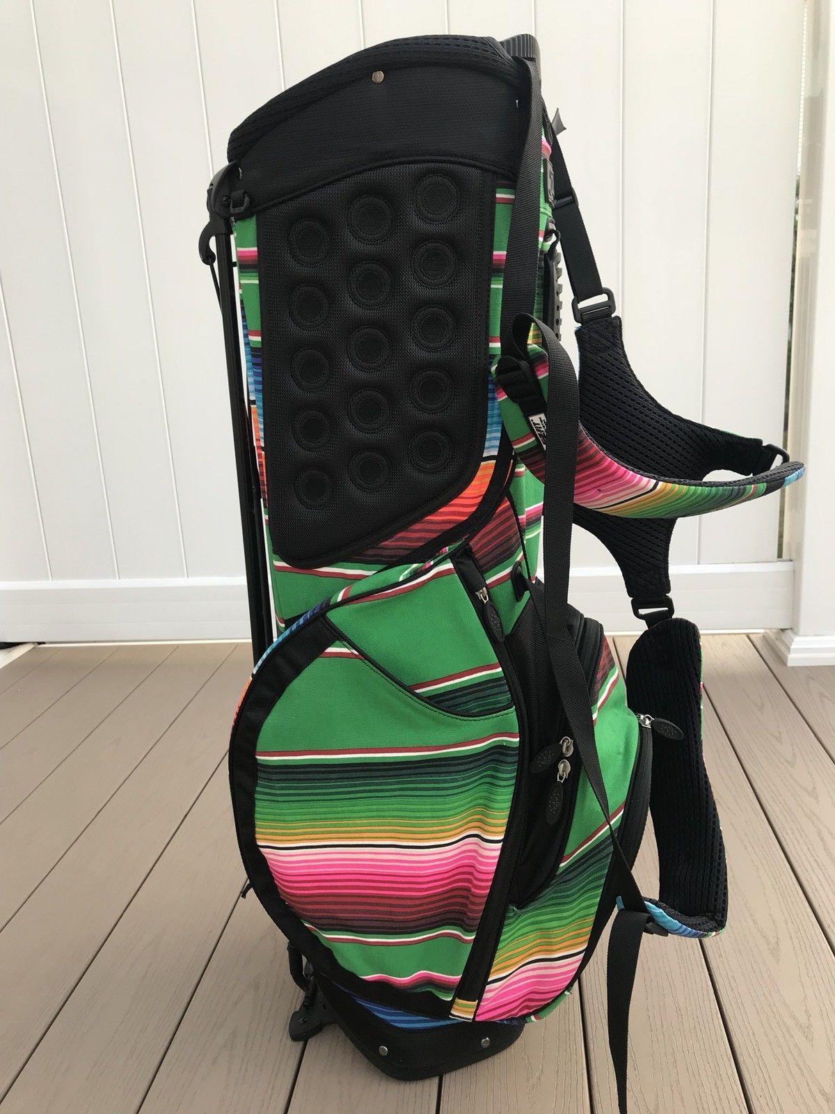 2016 Cinco de Mayo Scotty Cameron Serape stand bag