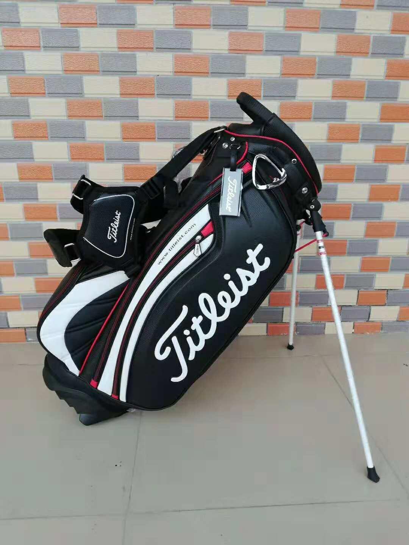 TITLEIST (Titleist) Caddy Bag Classic Sports CB823 9.5 inch Men's CB823-BK black