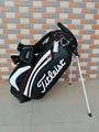 TITLEIST (Titleist) Caddy Bag Classic Sports CB823 9.5 inch Men s CB823-BK black