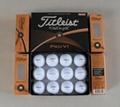 Pro V1 White Golf Balls 1 Dozen (with Logo)