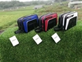 Golf PU leather hangbag waterproof