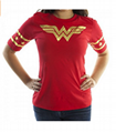 Wonder Woman T-shirts , for cosplay ,on sale