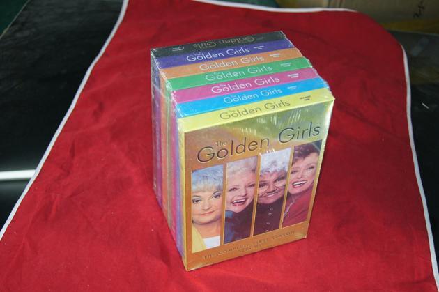 The Golden Girls: The Complete Series Season 1-7 (DVD 21-Disc Box Set)