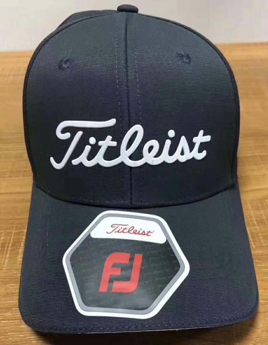 Titleist Golf Sports Fitted Cap Hat