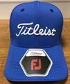 Titleist Pro V1 FJ Footjoy Golf Cap blue