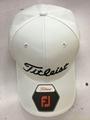 Titleist Tour Model Golf Mesh Cap white
