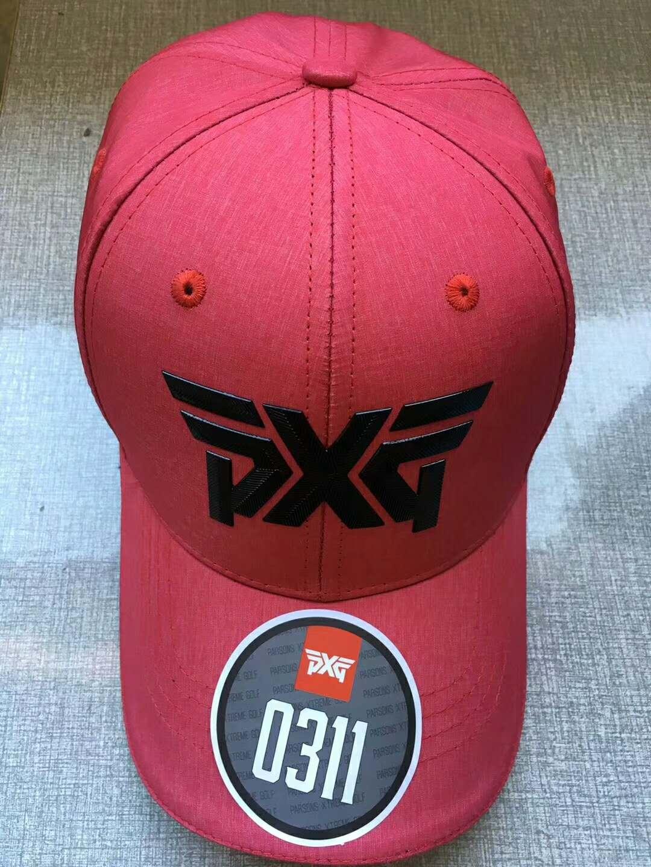 PXG golf cap Baseball cap sport golf hat Outdoor hat