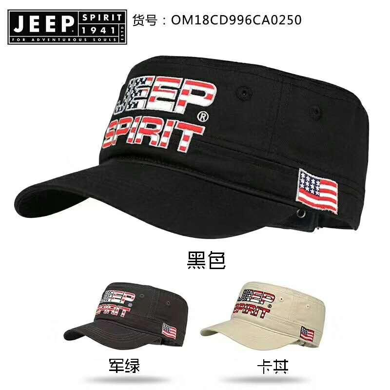 Jeep outdoor Unisex Hat Golf Cap Sport baseball Casual