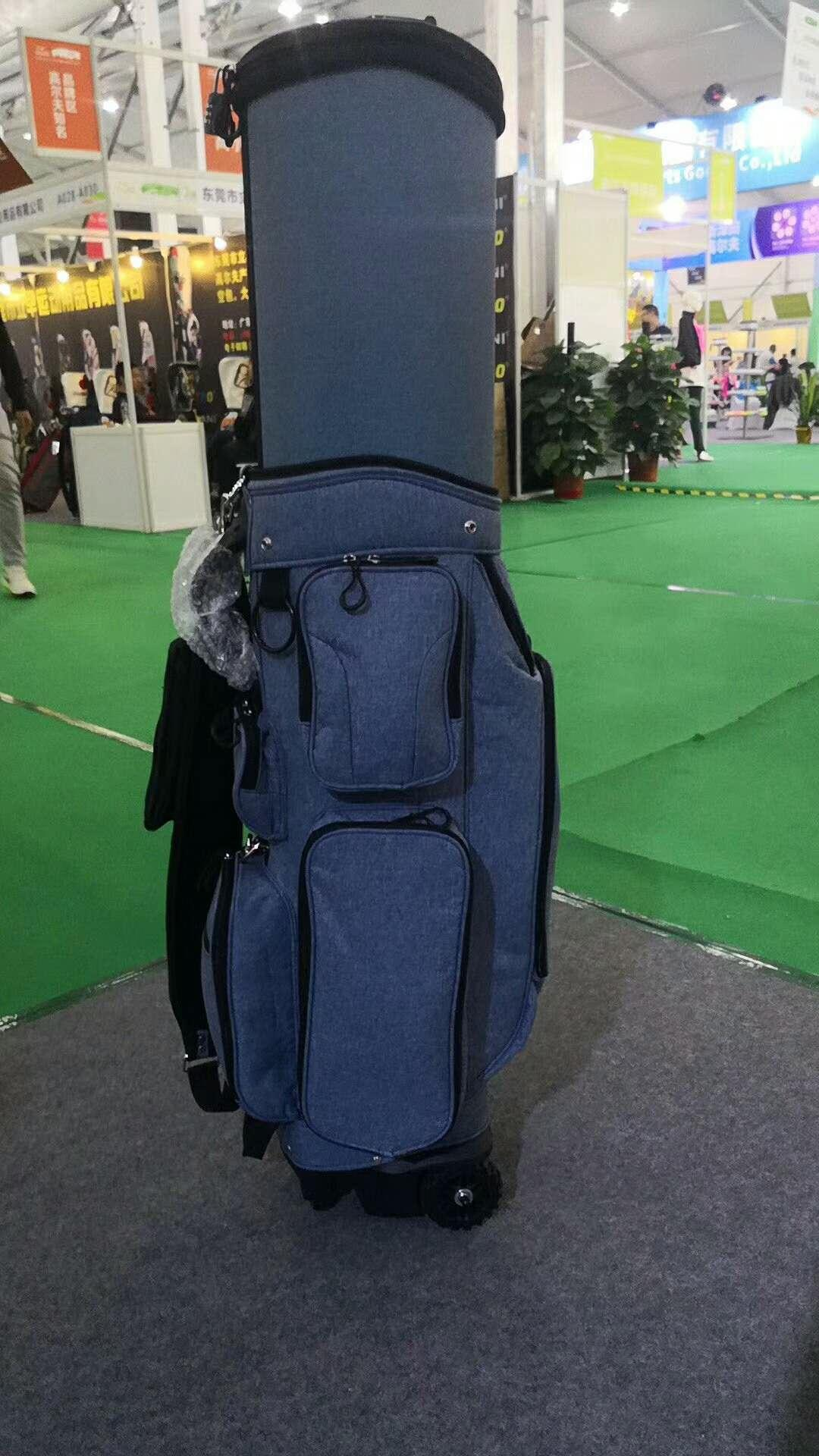 BagBoy Golf T-10 Wheeled Travel Cover Hard Top