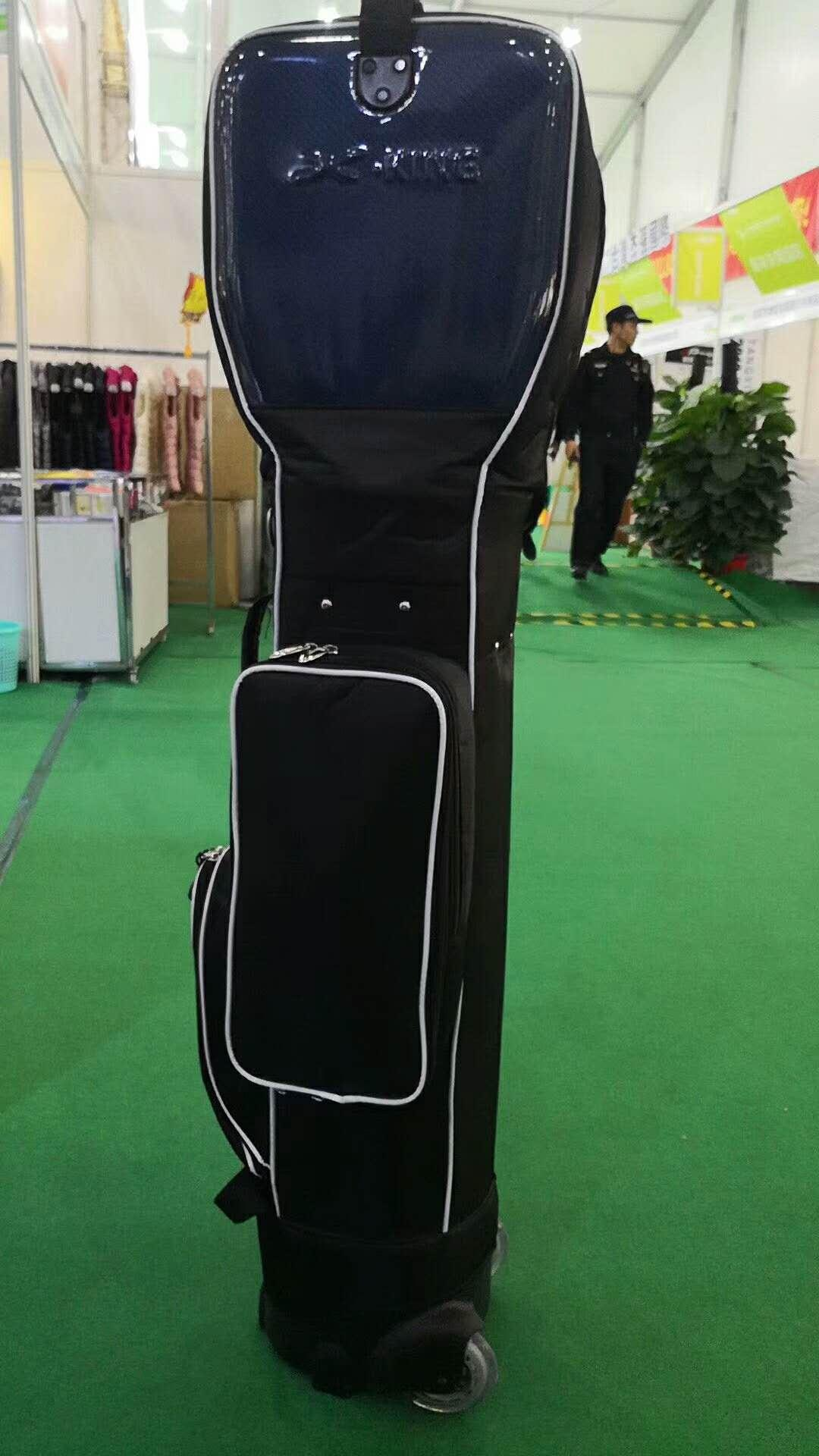 Wheeled Travel Cover Hard Top
