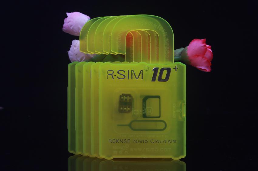 R SIM 10 unlock sim card