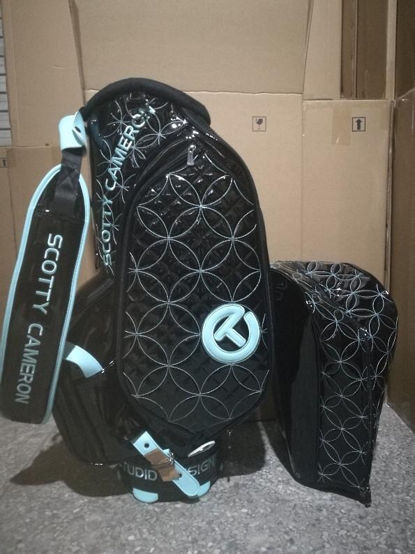 Scotty Cameron Staff Bag Circle T