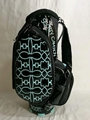 Scotty Cameron Dog Pattern Tiffany Blue Staff Bag