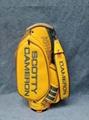Scotty Cameron Caution Stripe Sunshine Yellow Golf Club Bags