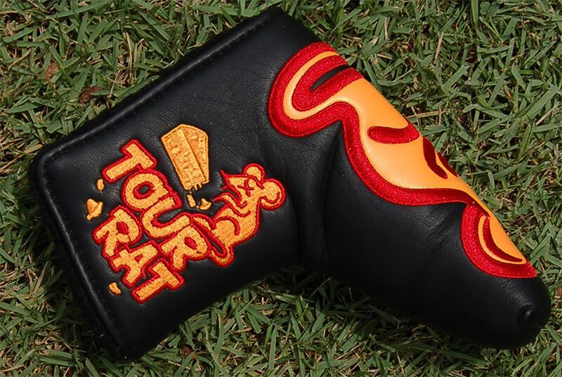 Scotty Cameron Tour Only  Tour Rat Circle T Putter Headcover