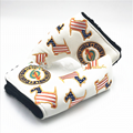 Scotty Cameron US flag dancing scotty dog headcover for midsize mallet putter