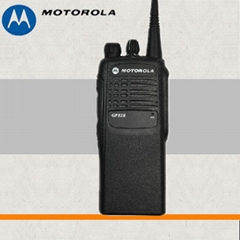 Motorola GP328 UHF 2 Way Transceiver Radio Walkie Talkie