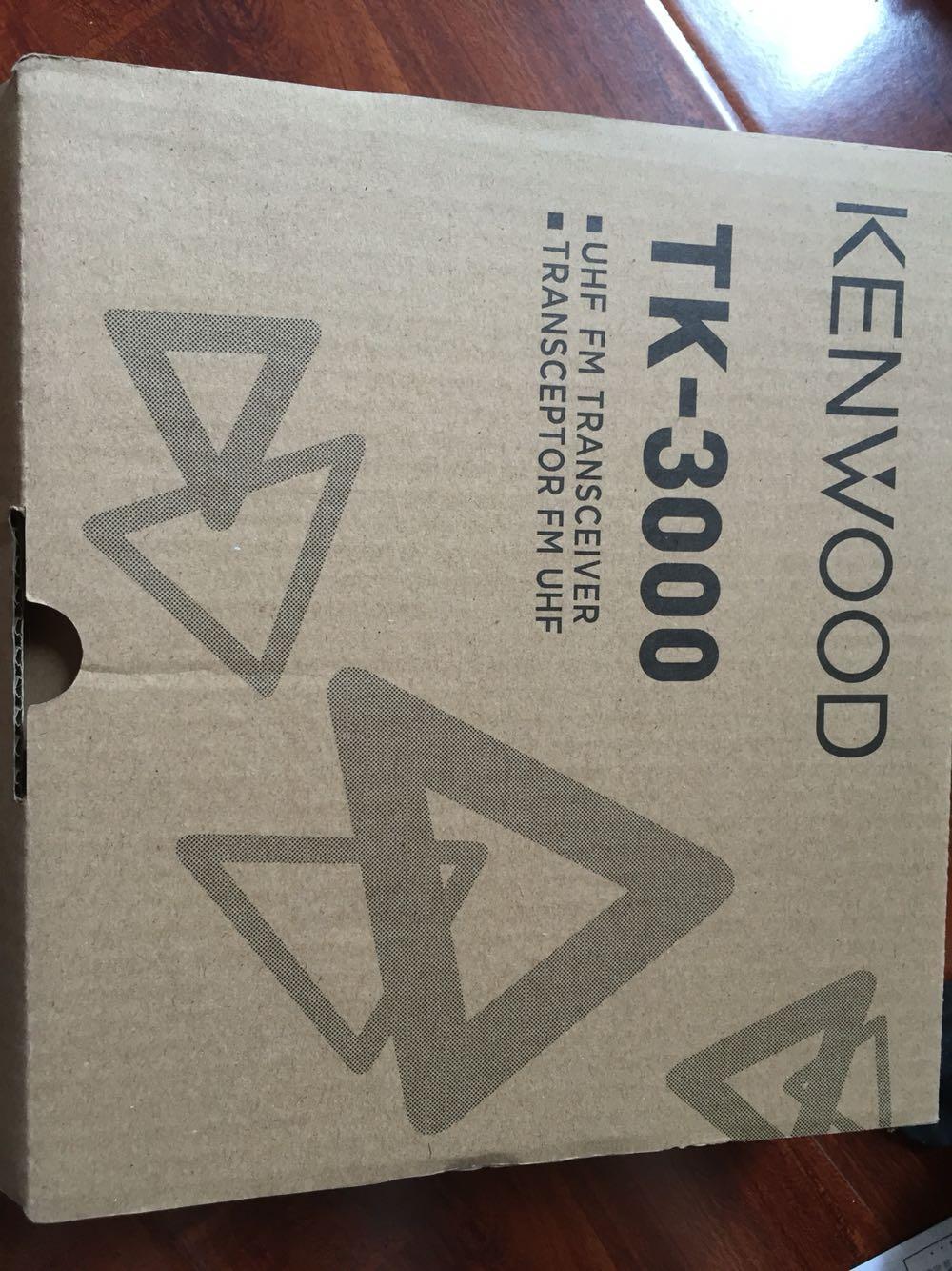 Kenwood TK-3000 UHF Two-way Radio