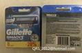 Mach3 razor blade refills 8 cartridges-Russian Package