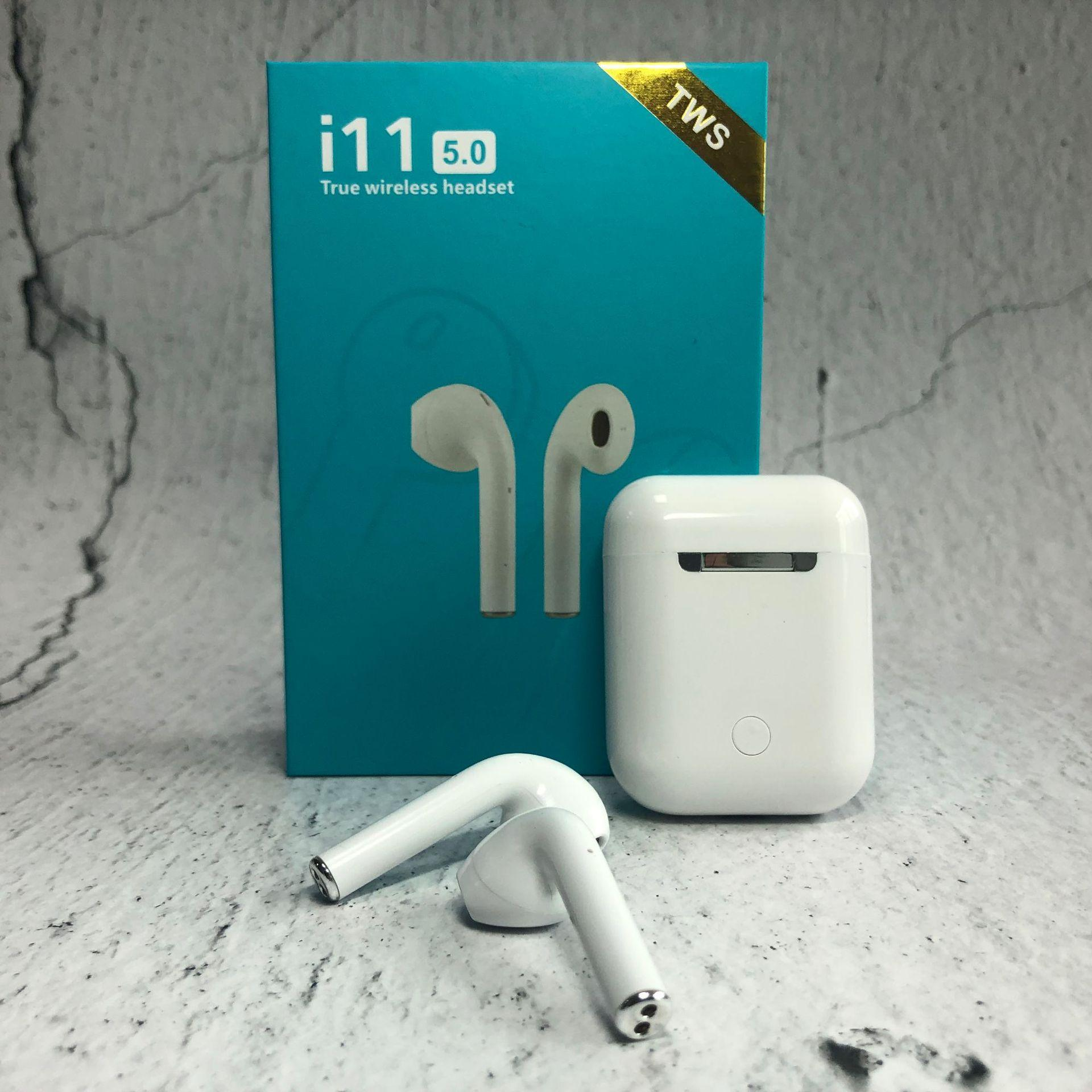 Wireless Bluetooth Earphone Earbuds Airpods Set For Iphone/IOS Android I11 TWS