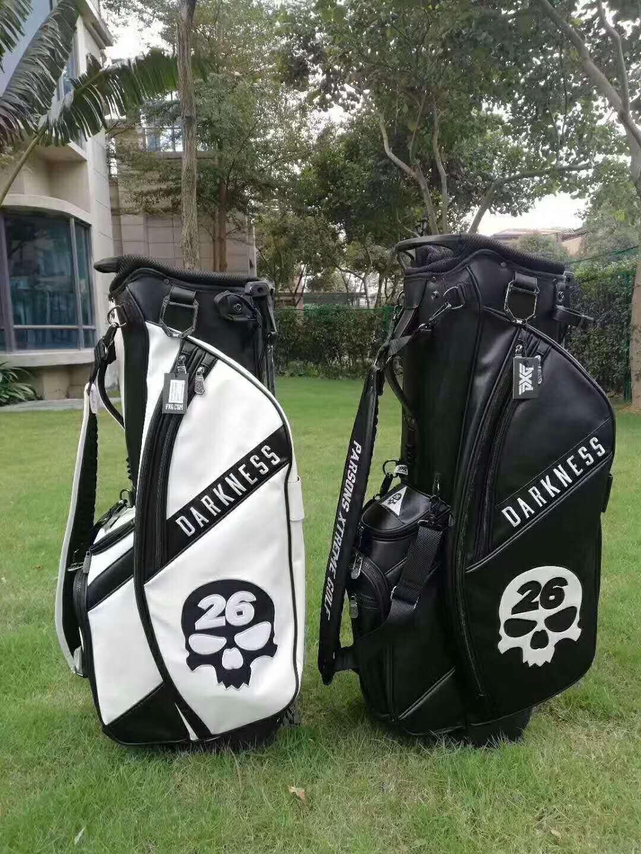 PXG golf  darkness skull  golf stand bag