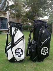 PXG golf  darkness skull  golf stand bag