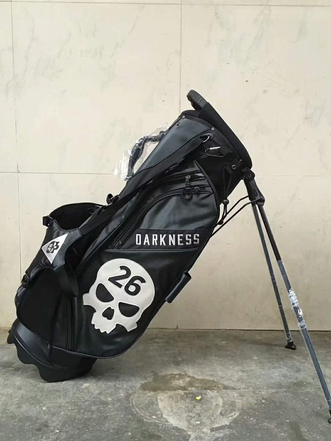 PXG golf darkness stand bag black