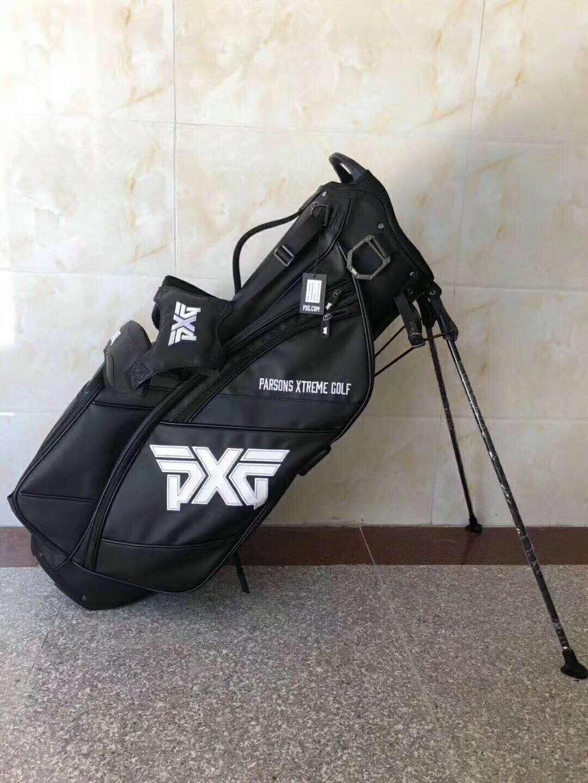 PXG black shadow cart bag