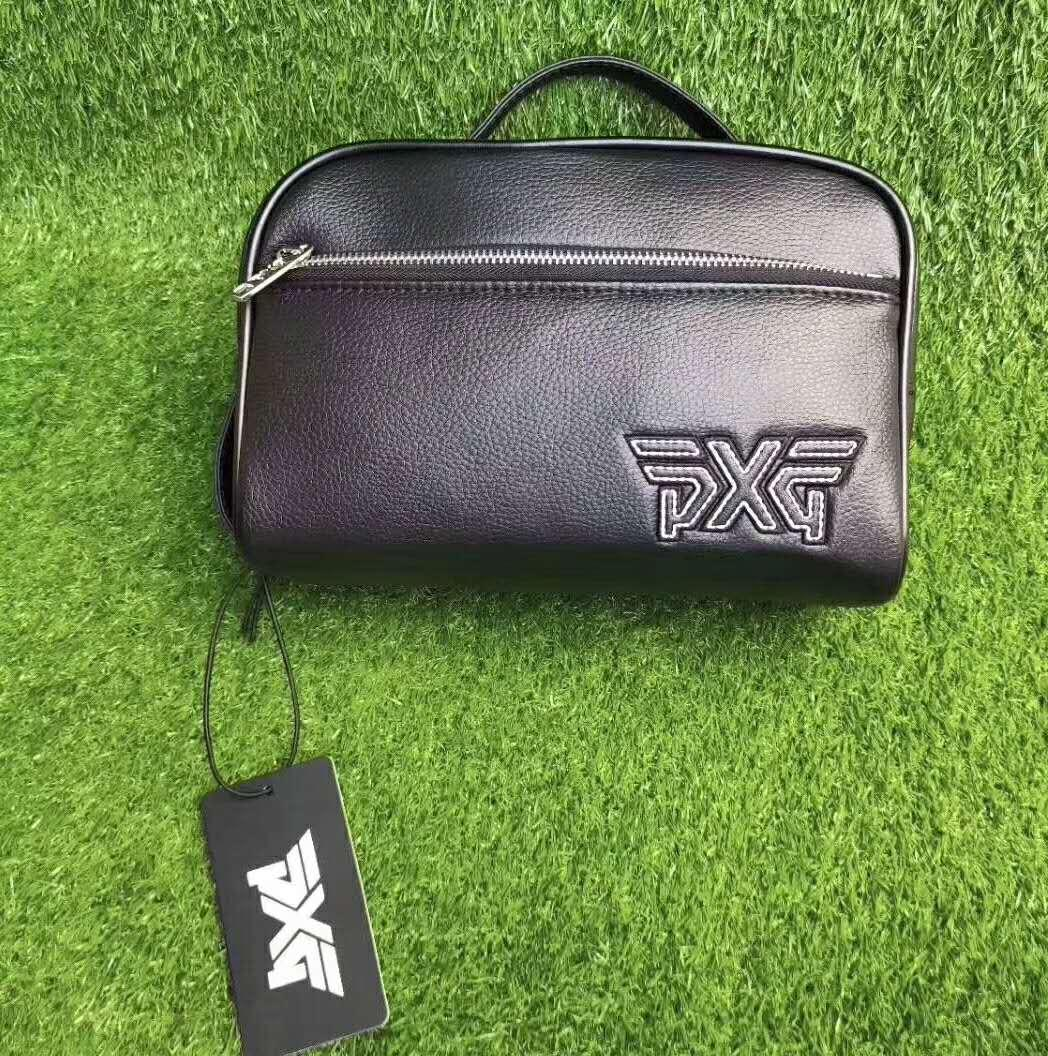 PXG Lifted Golf Duffle Bag (Black Ltd Edition)