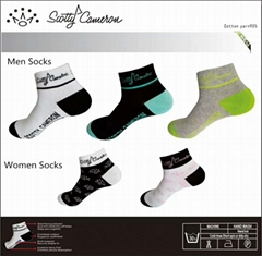 Scotty Cameron men's/women's socks