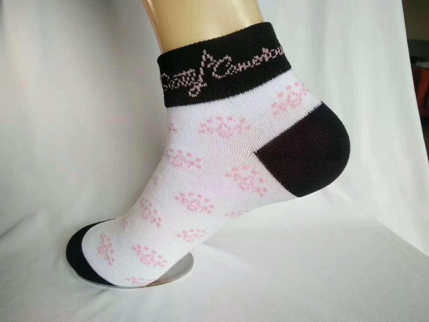 Scotty Cameron women's socks -Pink