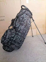 Scotty  wander has heavy camouflage green golf carrying carrier bag light (Hot Product - 1*)