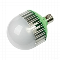 40W Globe Bulbs White Color with E27