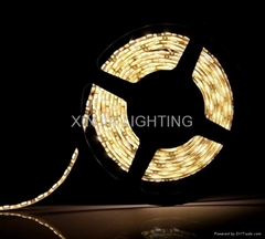 72W Waterproof LED Strip Lights Rope Light SMD5050 12V Five Meters