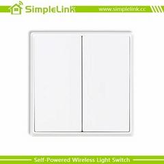 Remote control wireless waterproof wall switch
