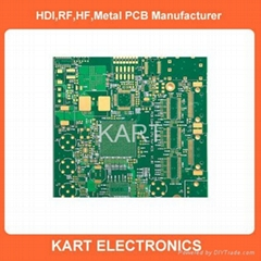 16 layer circuit board
