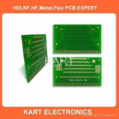 rigid printed circuit board