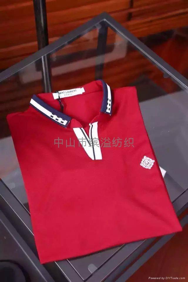 双丝光棉T恤 2