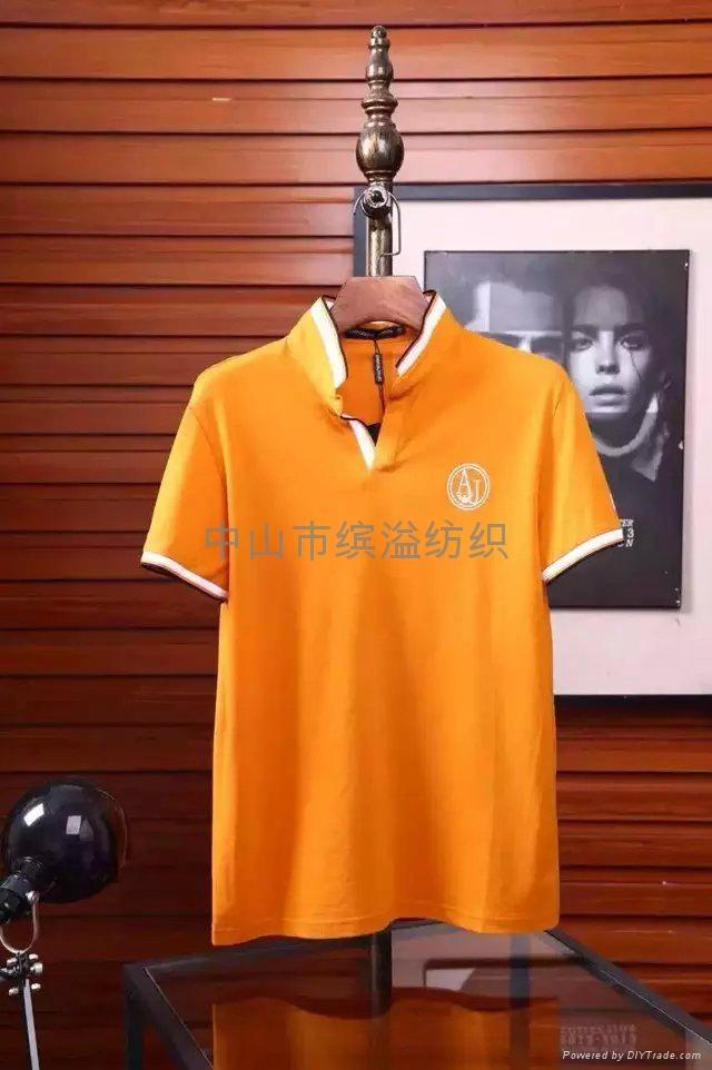 双丝光棉T恤 4