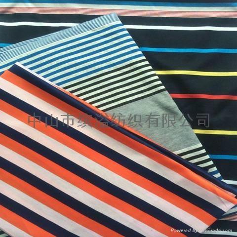60S/2双丝光棉自动间平纹布 1