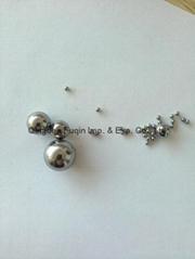 high precision chrome steel balls for auto bearings