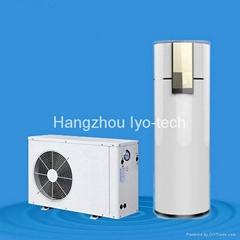 Air Source Heater Pump Water Heater